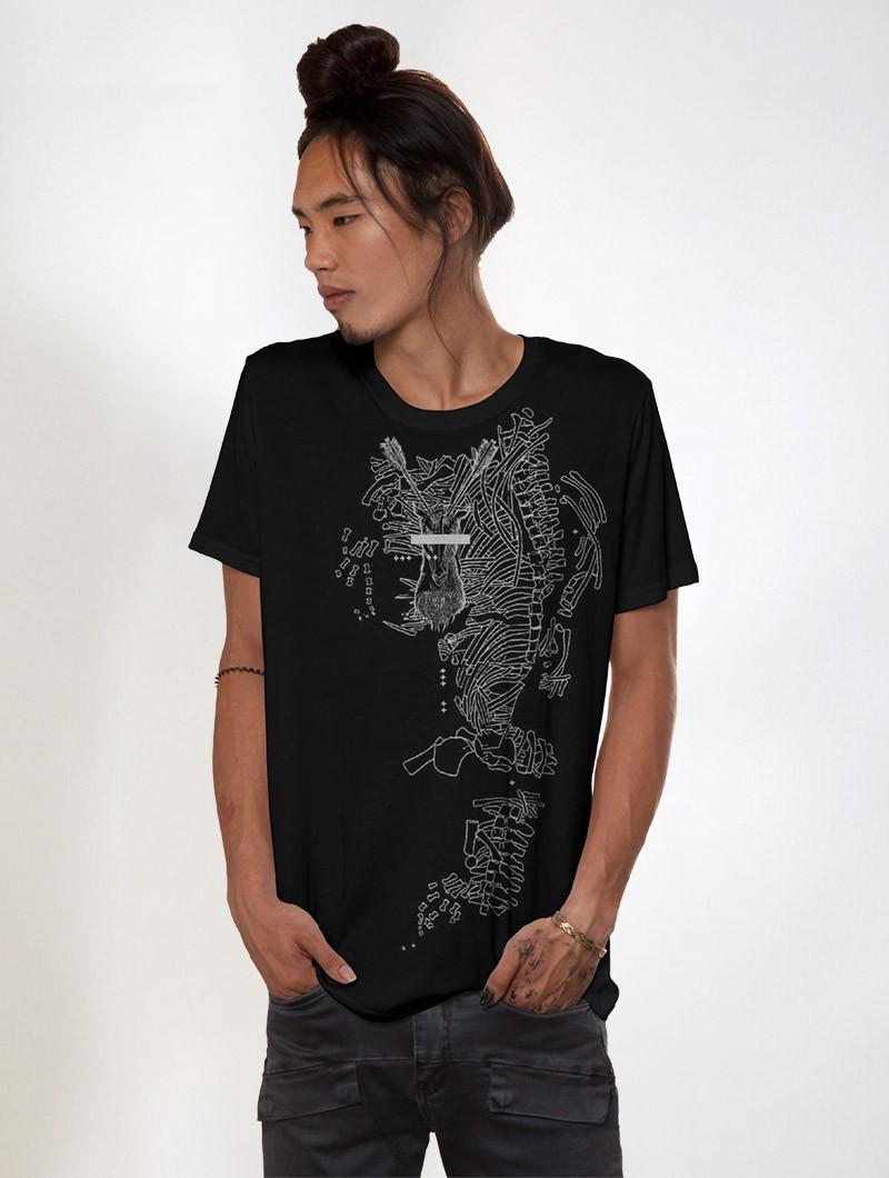"\""Ganibal\"" t-shirt, Black"