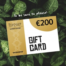 Gift certificate 200€