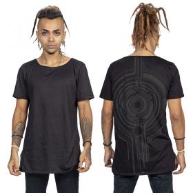 "\""Globule\"" t-shirt, Black"