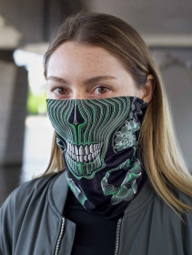 """Gulgalta\"" face mask / neck warmer"