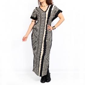"\""Gypsy\"" long dress, Black"