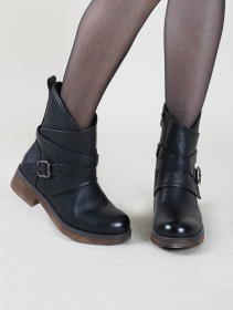""\""""Hafsana"""" ankle boots, Black""211|280|?|en|2|6be77756924d5c35cf2022749ae9c2b4|False|UNLIKELY|0.3210442066192627