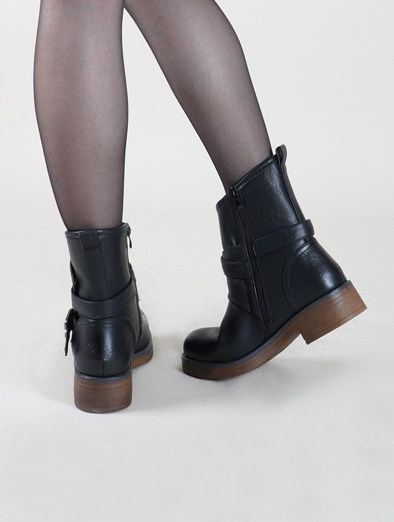 ""\""""Hafsana"""" ankle boots, Black""800|1060|?|en|2|86aaf8a73f8f0bdf3f3c517d698687ce|False|UNLIKELY|0.3182036876678467