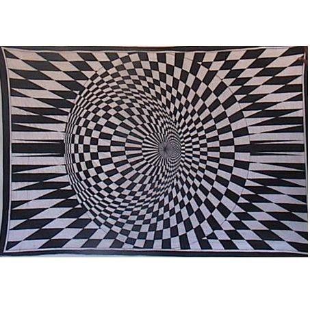 """Hanging \\\""""vision\\\"""" 1,40 x 2,20 m"""