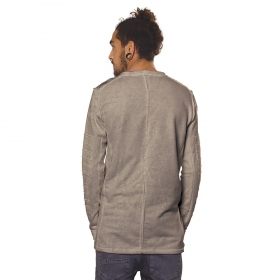 """Hattori\"" light sweater, Wash beige"