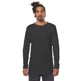 "\""Hattori\"" light sweater, Wash grey"