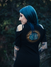 ""\""""Helios"""" dress, Black and gold""211|280|?|en|2|22fa8f8f96e57c55cdeec8ba8f8dd91b|False|UNSURE|0.2894386053085327
