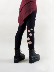 "\""Hestia\"" leggings, Black"