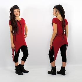 """Himaskhalan\"" tunic, Red"