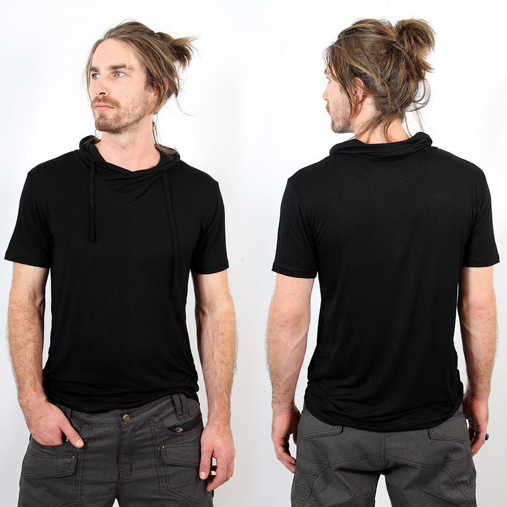 "\""Hylo\"" t-shirt, Black"