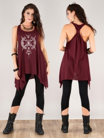 ""\""""Ilanga"""" knotted tunic - Various colors available""211|280|?|en|2|d7e0f5a8d8377dff2ba05df216a24ea7|False|UNLIKELY|0.2880250811576843