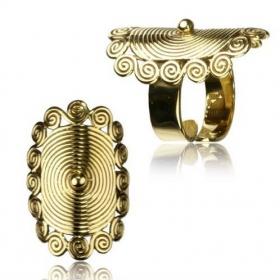 "\\\""Ilesh\\\"" ring"