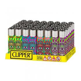 Indian Mandala Clipper lighter