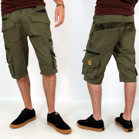 "Indian Project ""Eko\"" short, Olive"