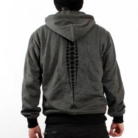 """Indian Project Jacket \""""Evolution Omega\"""", Grey"""