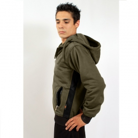 "Indian Project Jacket \""Evolution Omega\\\"", Khaki"