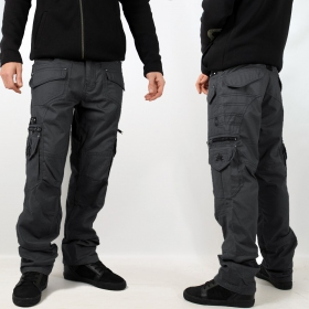 "Indian Project Pants \""Kontaktt\\\"", Grey"
