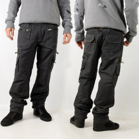 """Indian Project Pants \\\""""Vector\\\"""", Anthracite"""