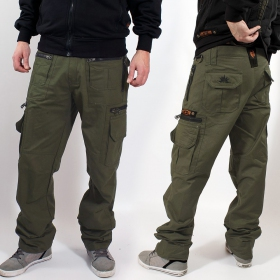 "Indian Project Pants \""Vector\\\"", Khaki"