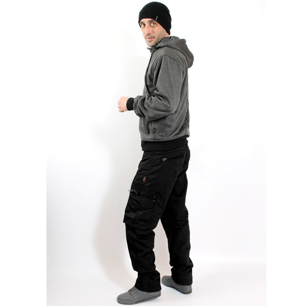 """Indian Project Pants \\\""""Wake\\\"""", Black"""