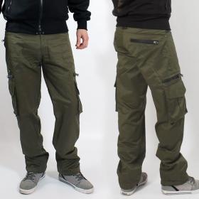 """Indian project pants \\\""""wake\\\"""", Khaki"""