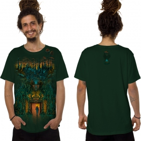 """Inner Forest\"" t-shirt, Forest green"
