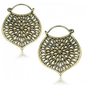 """Irundi\"" earrings"