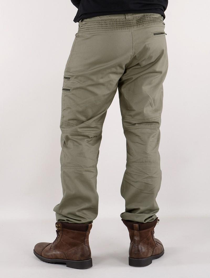 "\""Isildur\"" cargo trousers, Olive green"