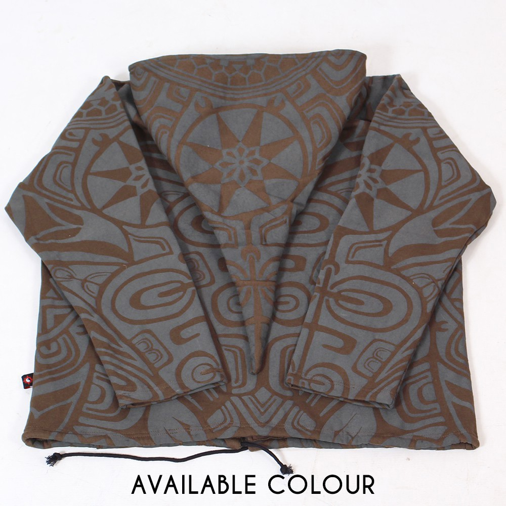 "Jacket dwarfhood GadoGado ""Apia\"", Brown black"