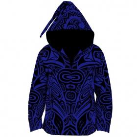 "Jacket dwarfhood GadoGado \""Arutua\"", Blue black"