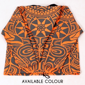 "Jacket dwarfhood GadoGado ""Eimeo"", Orange Black"
