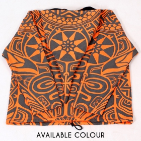 "Jacket dwarfhood GadoGado ""Eimeo\"", Orange Black"