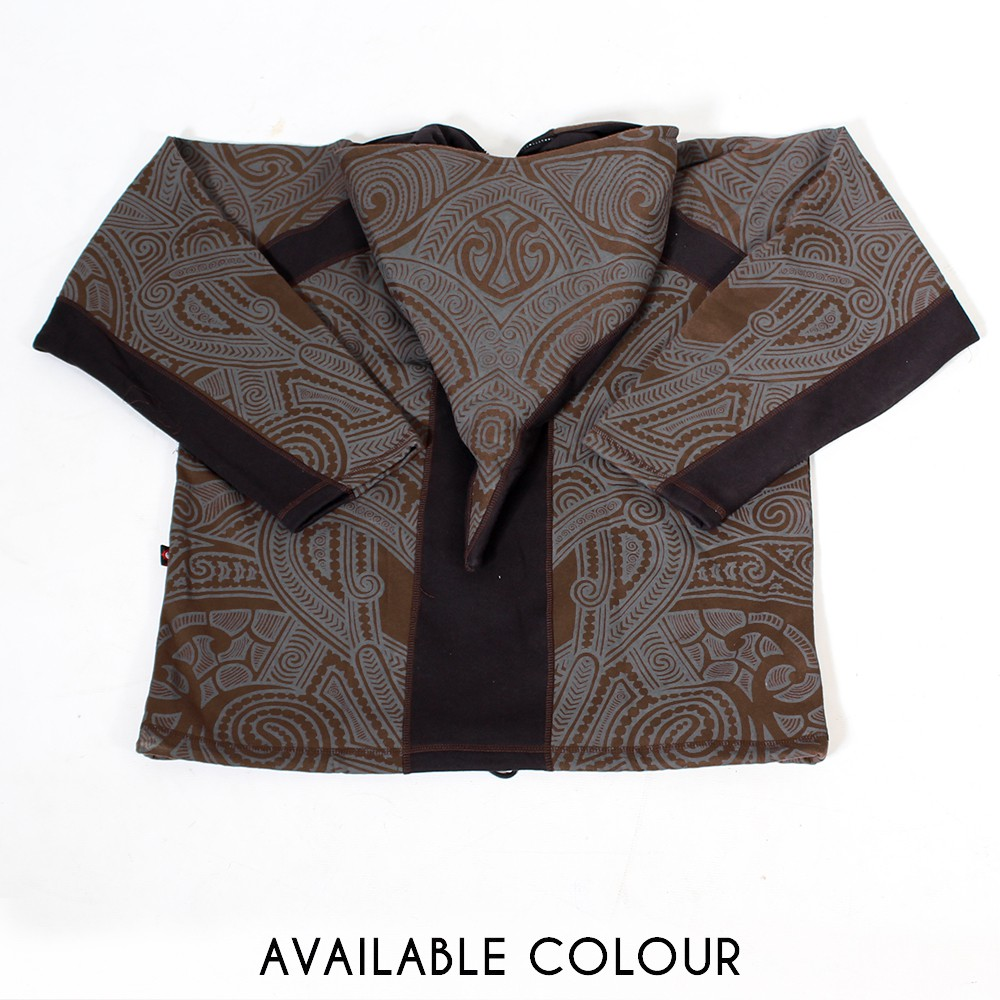 "Jacket dwarfhood GadoGado ""Inapo"", Brown black"