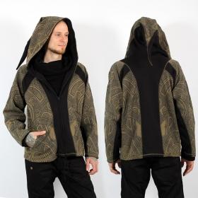 """Jacket dwarfhood GadoGado \""""Natii\"""", Khaki black"""