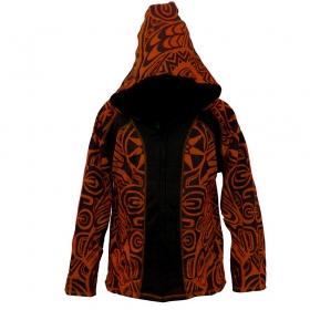 "Jacket dwarfhood gadogado \\\""skywalker\\\"", orange-black"