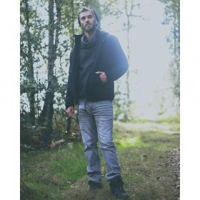 "\""Jake\"" jeans, Grey"
