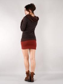 "\""Janjira\"" pullover, Brown"