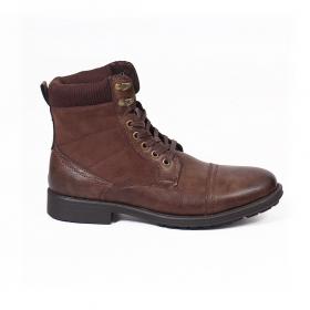 "\""Jasper\"" shoes, Brown"