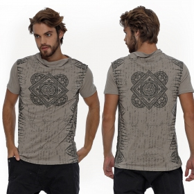"""Jaya\"" T-shirt, Dark grey"