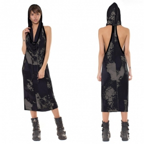 "\\\""Kajahari\\\"" reversible dress, Black"