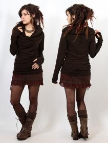 "\""Kali\"" pullover, Brown"