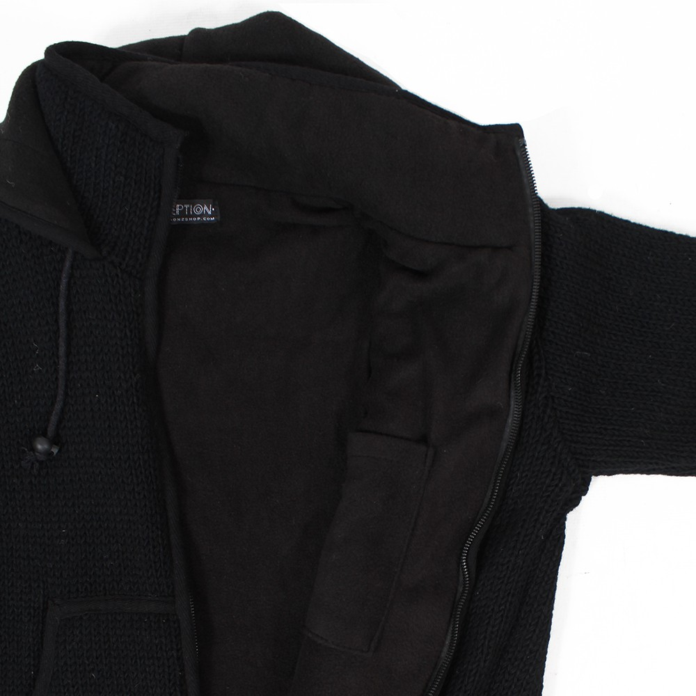 """Kamäl\"" coat, Black"