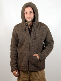 """Kamäl\"" coat, Brown"
