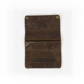 """Kavatza\"" leather pouch tobacco"