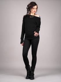 "\""Kayäaz\"" pullover, Black"
