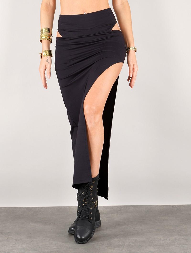 "\""Kinky\"" skirt, Black"