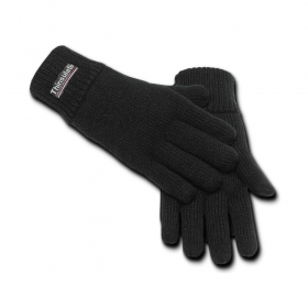 Knitted surplus gloves