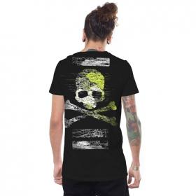 "\""Kortes\"" t-shirt, Black"