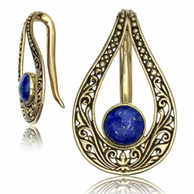 """Koy Lapis\"" ear jewel"