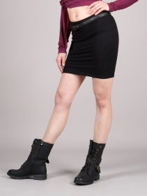 """Krios\"" short skirt, Black"